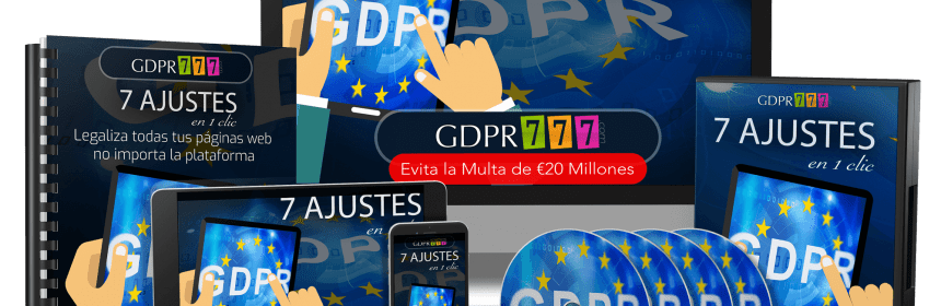 Gdpr GDPR 777 General Data Protection Regulation