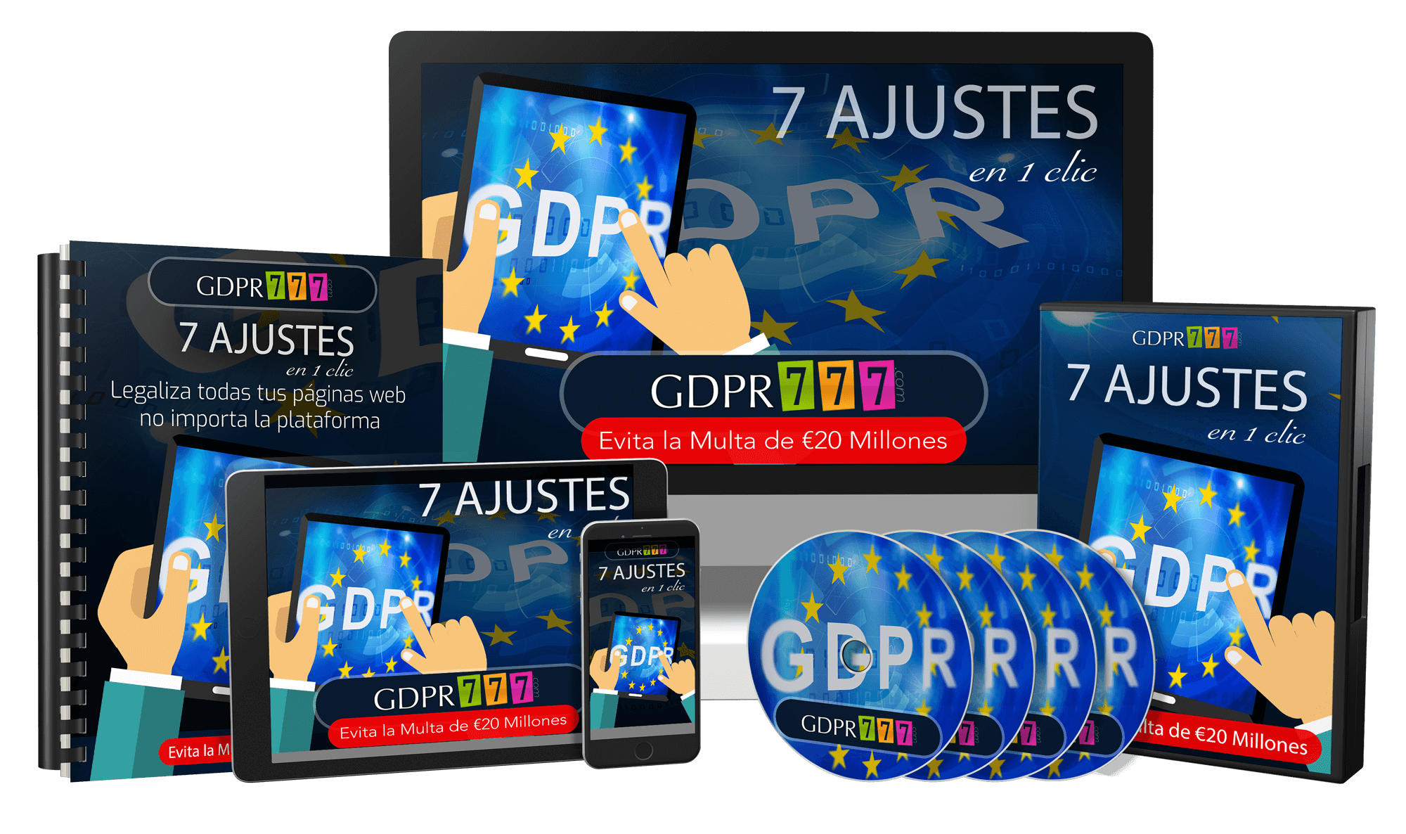 GDPR 777 General Data Protection Regulation