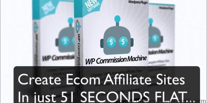 Review Wordpress Commission Machine